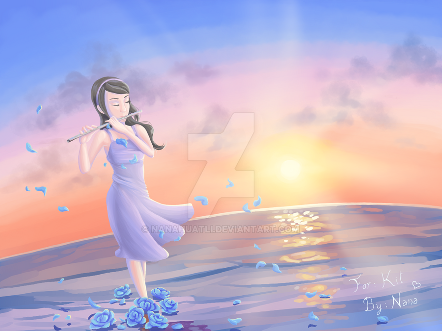 Sunset music by Nanahuatli