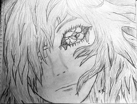Porcelain eyes