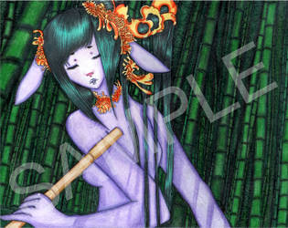 Bamboo Forrest 02 by SugarPopBlossom