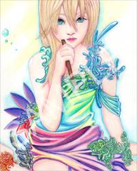 Rainbow Namine