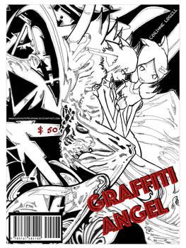 Graffiti Angel Cover Image