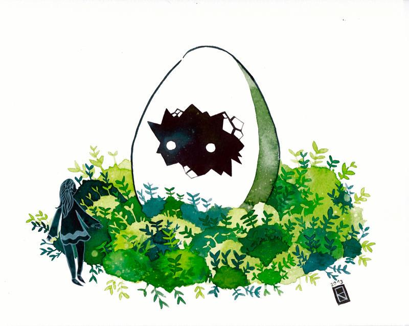 Huevo sorpresa by Maaot