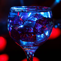 A Glass of Glamour by Rustmouth