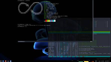 openSUSE Screenshot