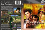 Shenmue 3 Box Art