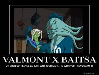 Valmont X Bai Tsa 2 by Maddygirl13