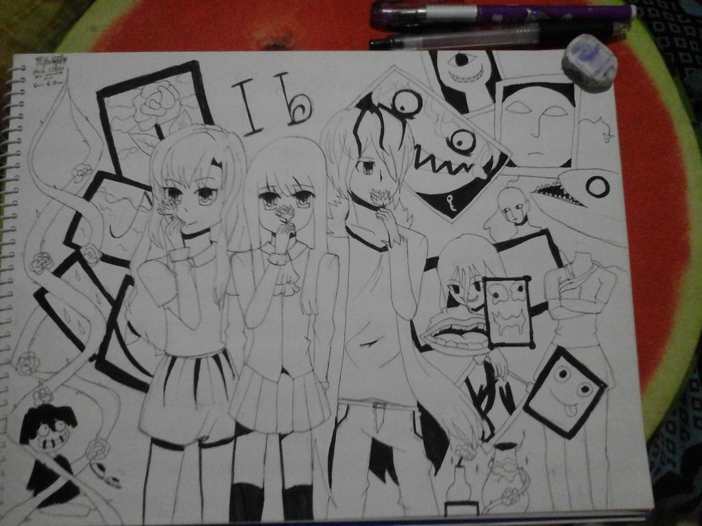 Ib by Kurumi-dono