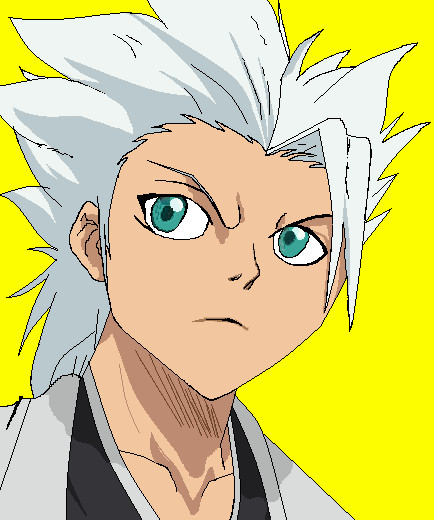 Bleach - Hitsugaya by cinkoslaw90