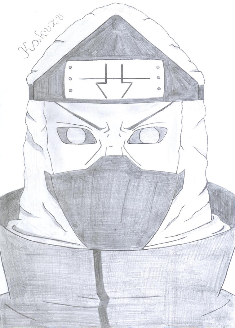 Naruto: Kakuzu picture by cinkoslaw90
