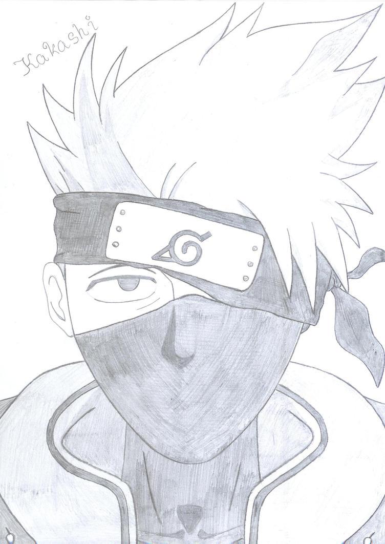 Naruto: Kakashi 2 picture by cinkoslaw90