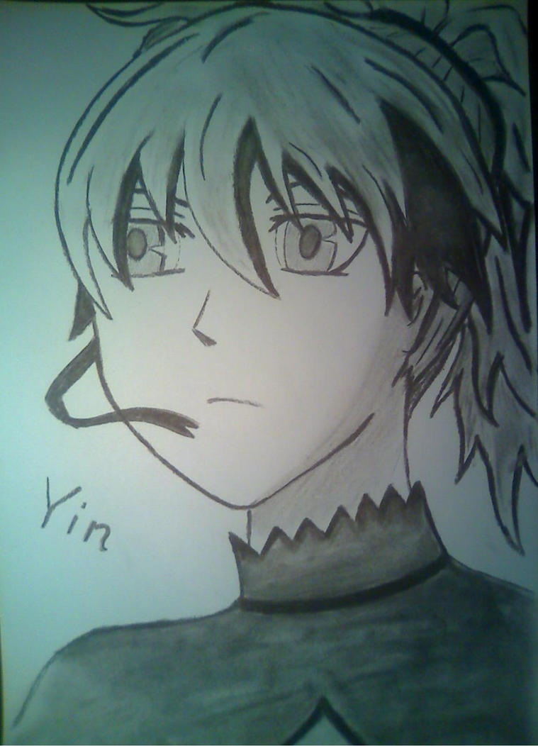 Darker than Black - Yin by cinkoslaw90