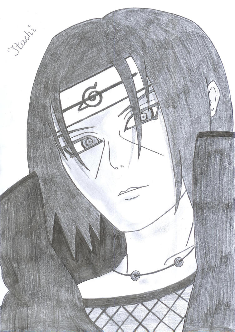 Naruto: Itachi 2 picture by cinkoslaw90