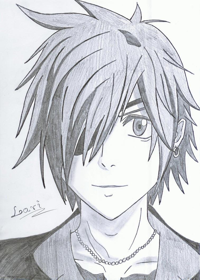 D. Gray-Man: Lavi by cinkoslaw90