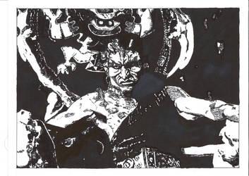 Calibos, Lord of the Marsh by conradknightsocks