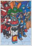 Autobots Class Of '85