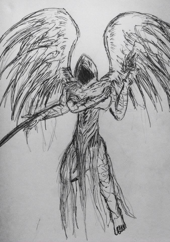 Darklurker by zerohollow