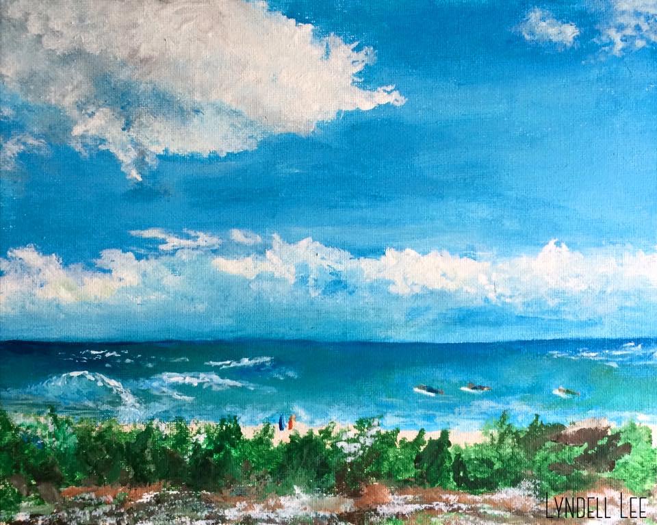 Surf by LyndellLee