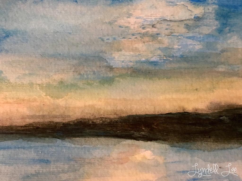 Lake by LyndellLee