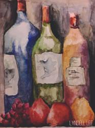Bottles by LyndellLee
