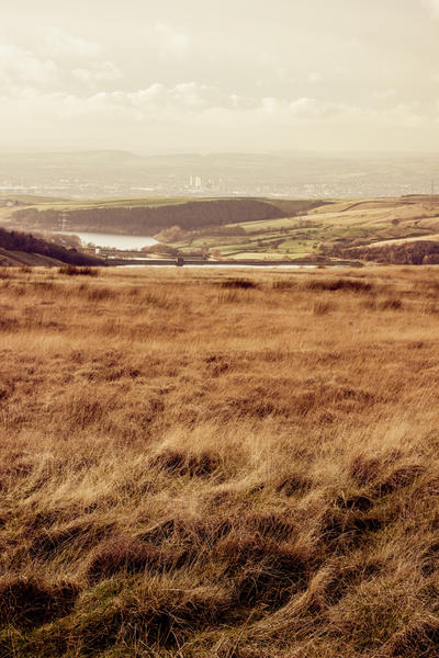 Saddleworth Moor by ScENeYmE