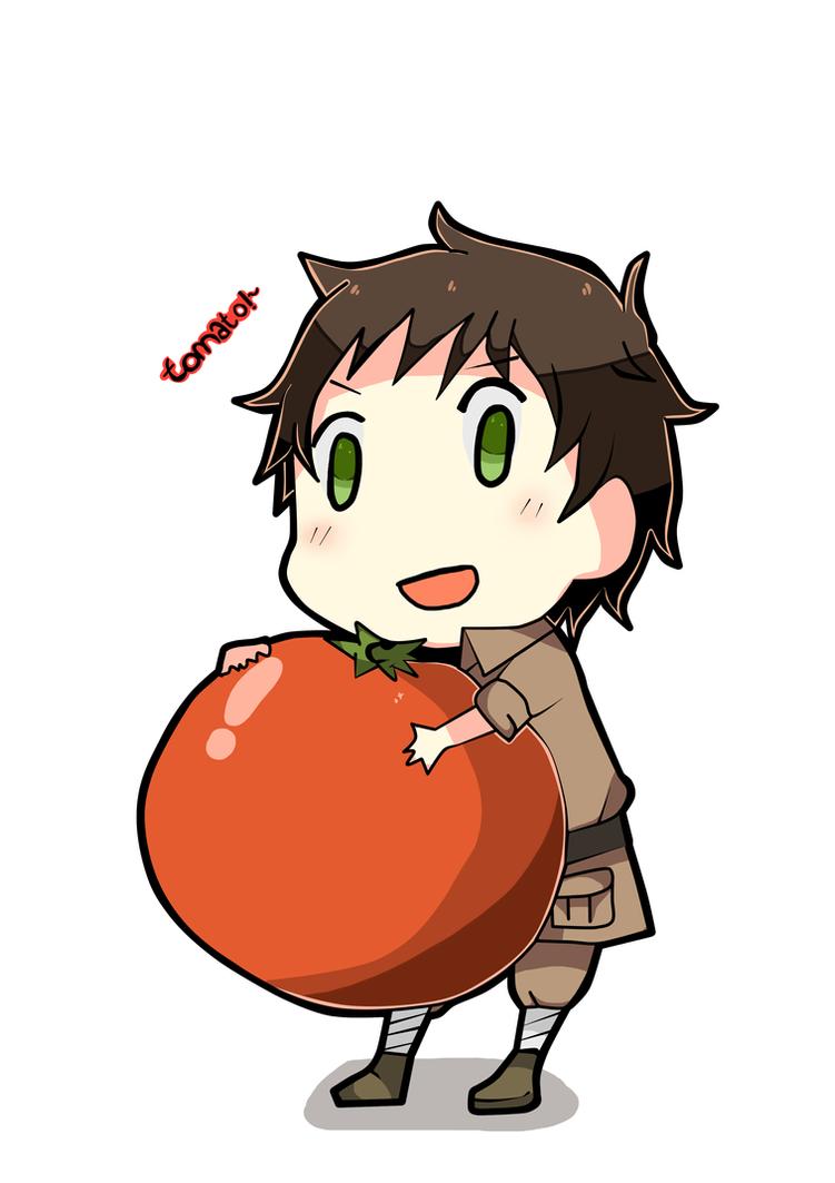 Tomato !~ by noeru-sama
