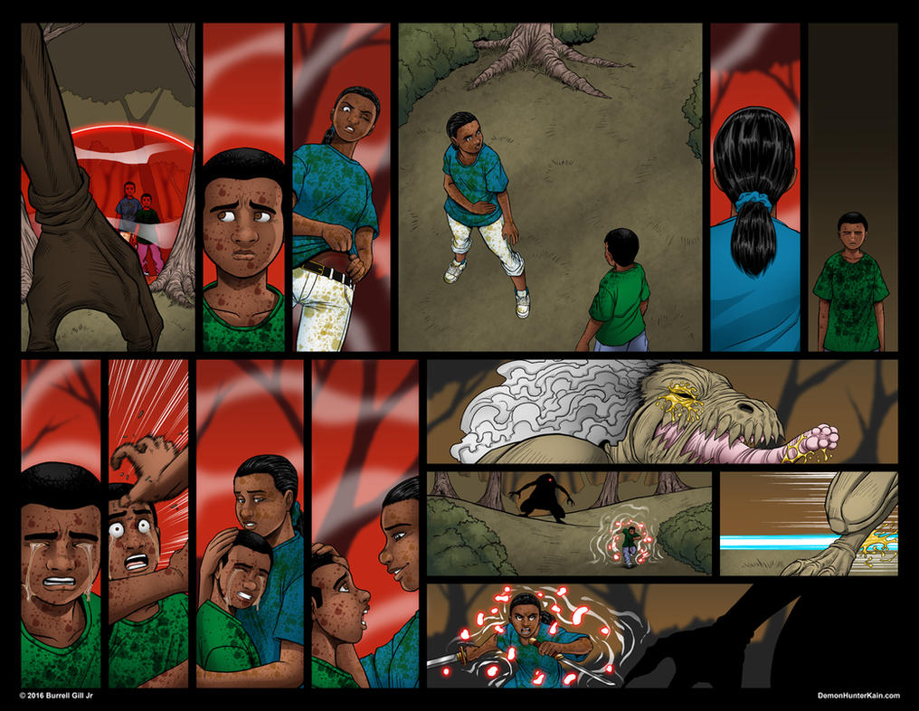 DHK Chapter 6 Page 74 and 75 by BurrellGillJr