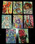 Commission- Star Wars Girls