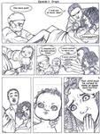 Sasha Superhero pg 1 by raccoon-eyes