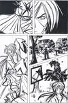 Rurouni Kenshin Samurai X Nar. by raccoon-eyes