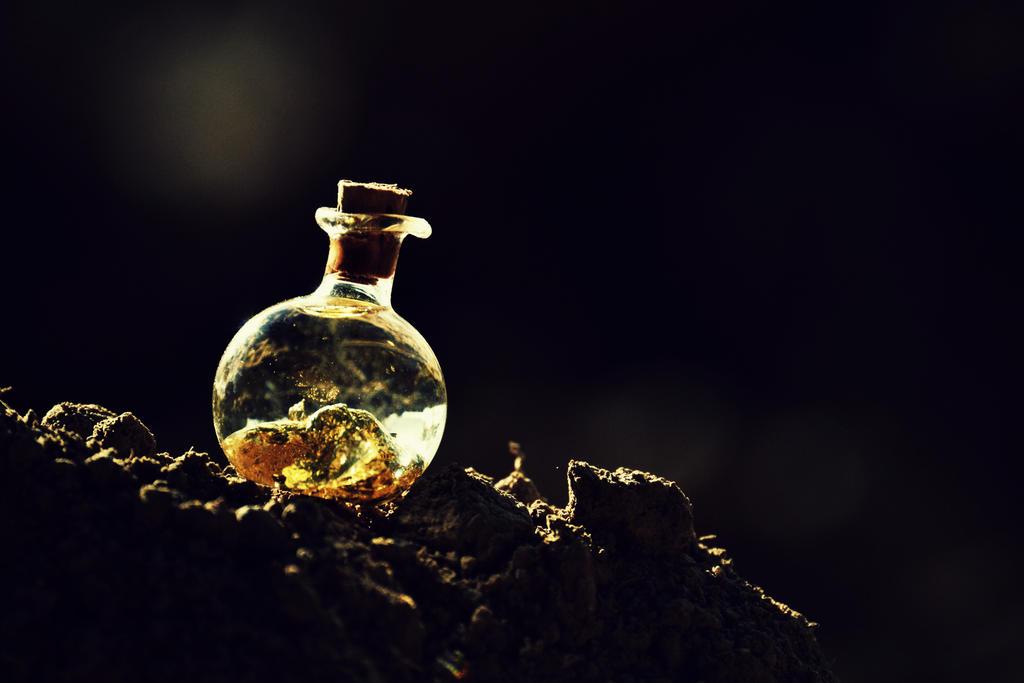 Golden wish by Piscisvolantis