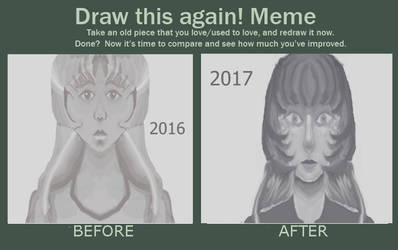 Draw this Again Beginner's Luck