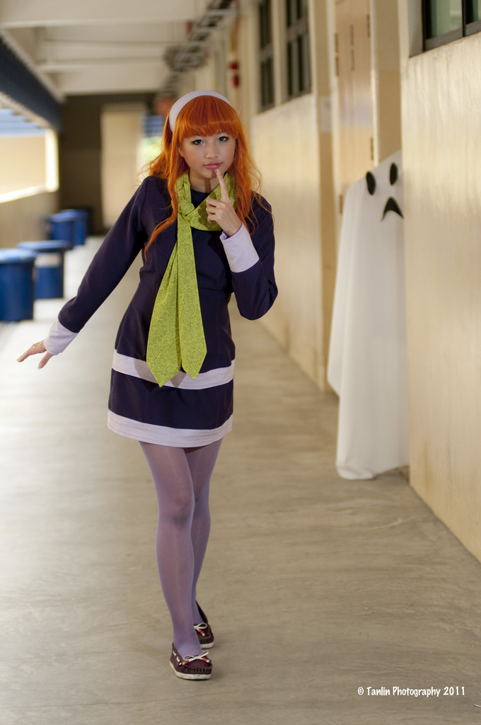 Daphne Cosplay Costume