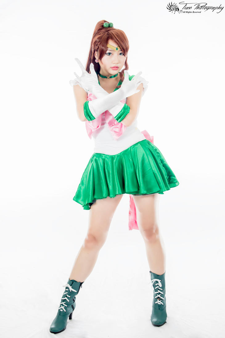 Sailor Jupiter - Cosfest 2014 by rurik0