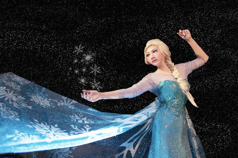 Elsa - Frozen by rurik0