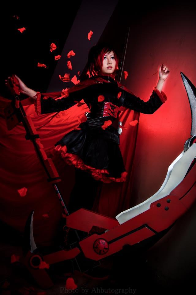 RWBY - Ruby (Red) by rurik0