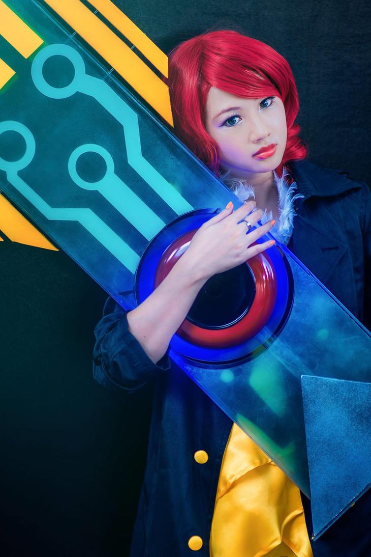 Transistor - Red by rurik0