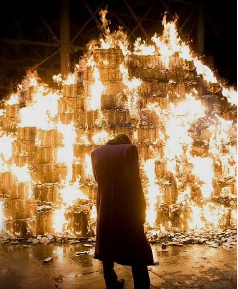 Everything burns... by JackQuinn18