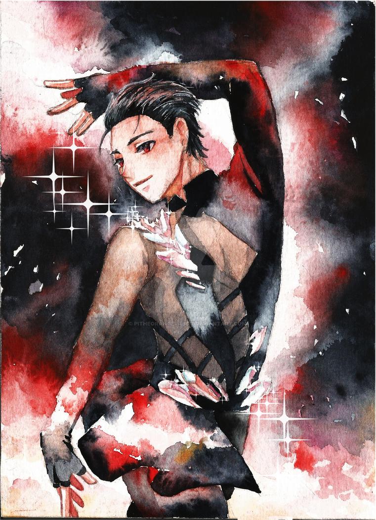 Eros by pitheorangerabbit