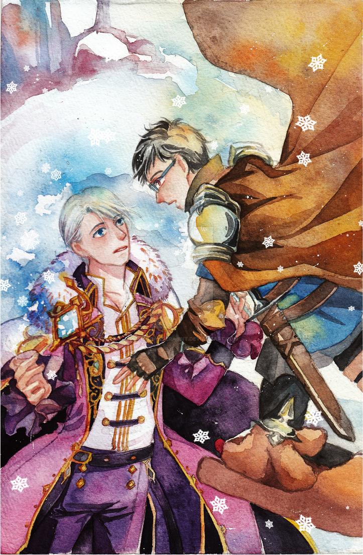 Wizard - Knight by pitheorangerabbit