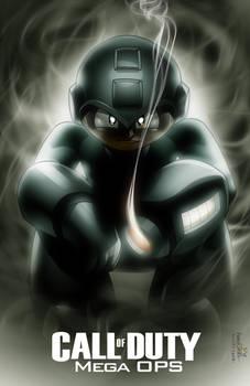 Mega Man and Black Ops mash up