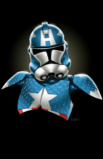 CapTrooper by JonBolerjack