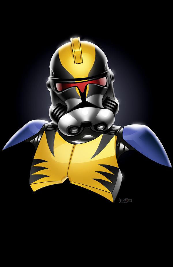 Wolverine Mash Up by JonBolerjack