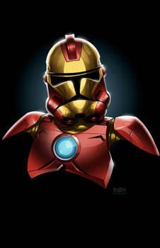 Iron Man clonetrooper