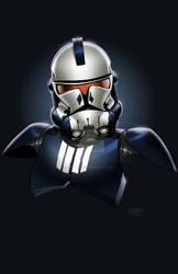 Punisher Clone Trooper