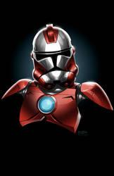 80's Iron Man