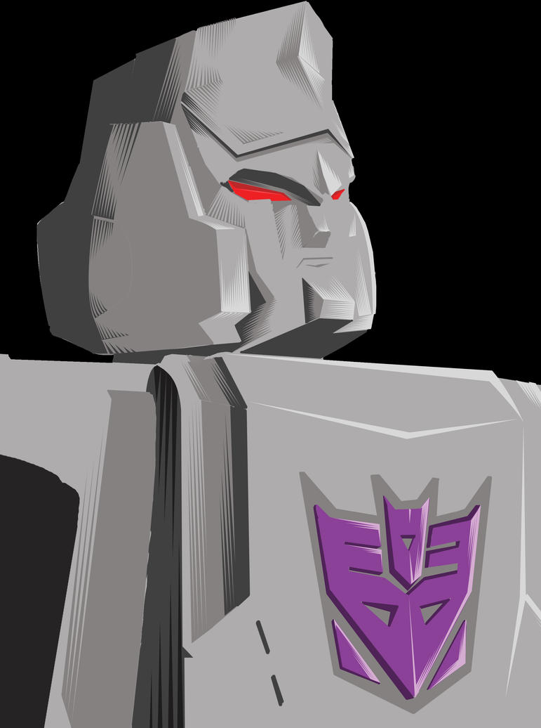 Megatron rough by JonBolerjack