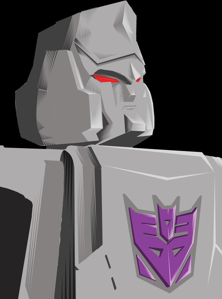 Megatron rough by JonBolerjack