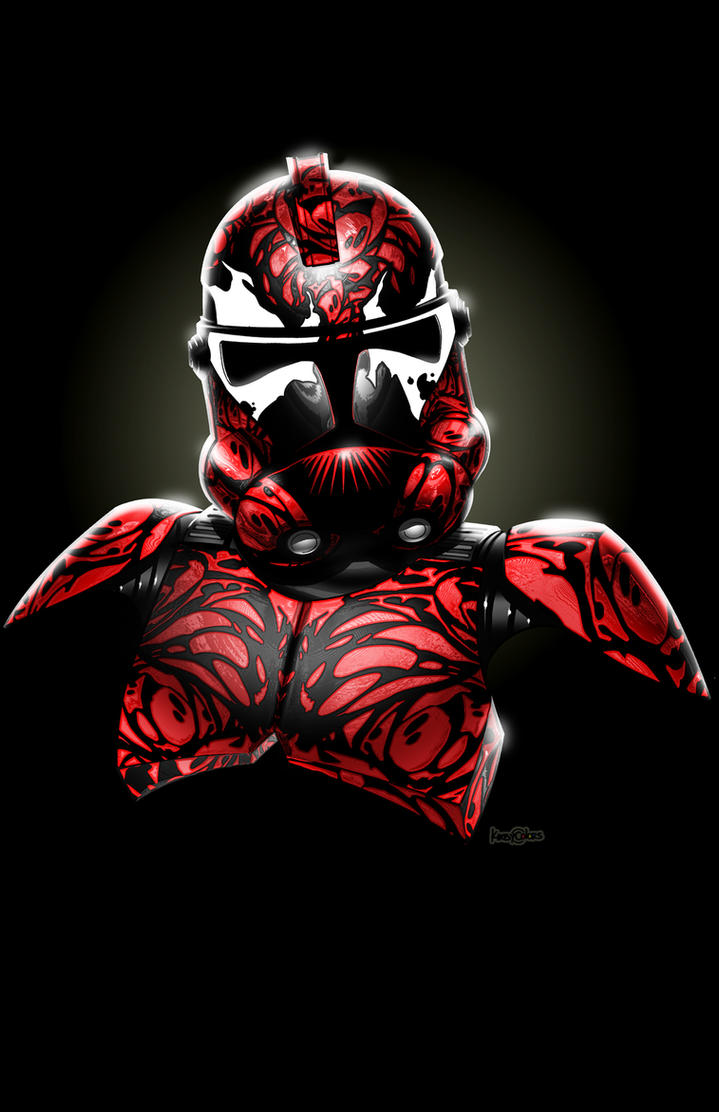 Carnage Trooper by JonBolerjack