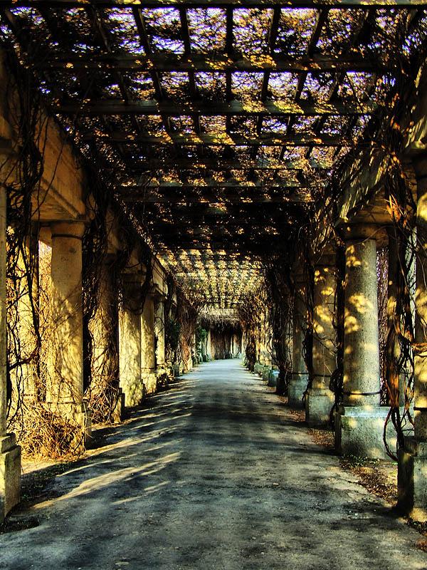 Corridor by aadicc