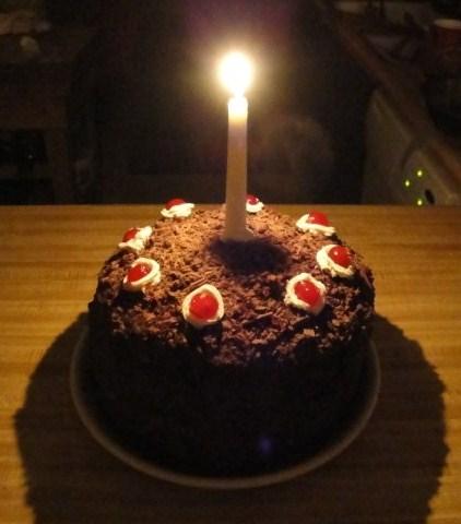 Portal cake by ryukuku
